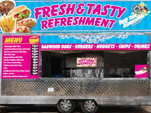 PT food van