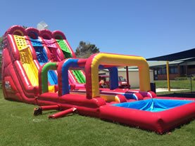 Water Slide hire Brisbane