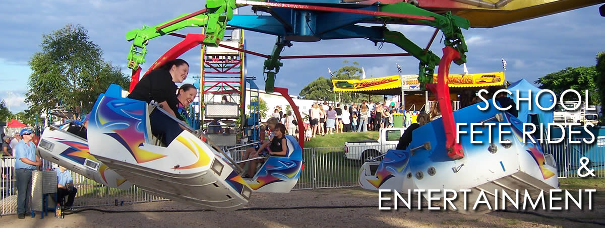 Brisbane Amusement Ride Hire & Brisbane party hire School fetes Brisbane, Gold Coast, Sunshine Coast