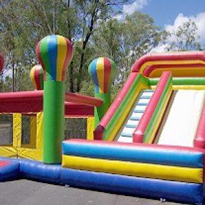 Junior Castle Combo Jumping Castle