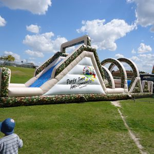 Commando Giant Obstacle Course
