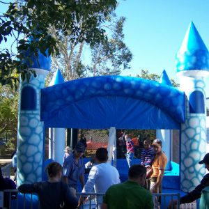 The Junior Jumping Castle