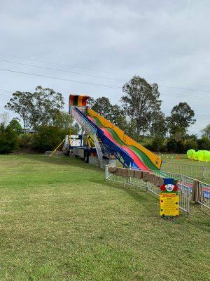 Party Time Amusements - Giant Slide Brisbane