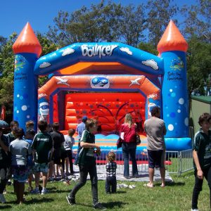 Partytime Bouncer Jumping Castle