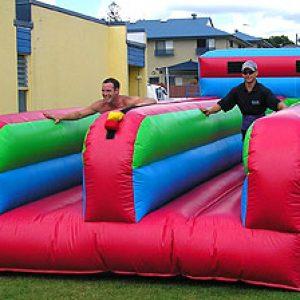 Inflatable Bungee Fun Run
