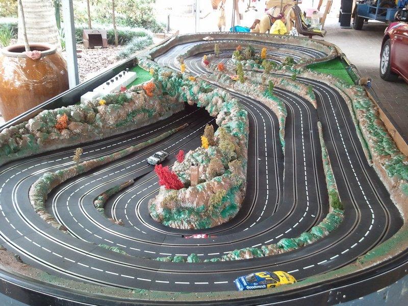 Cars Race Track Videos